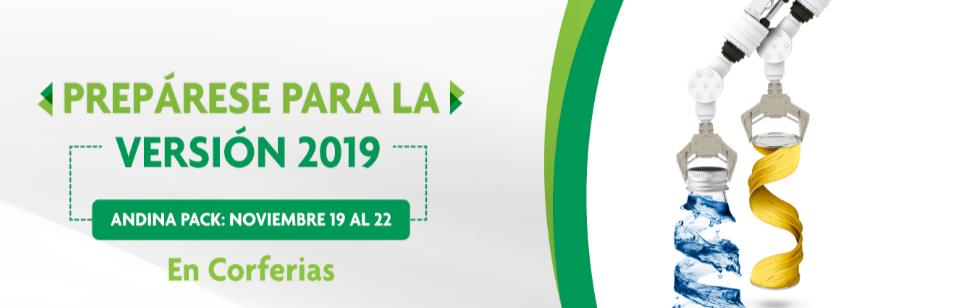15-а міжнародна виставка пакувальної промисловості Колумбії