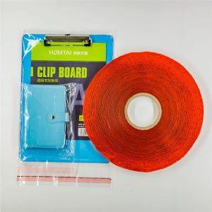 Користувальницькі друковані пластикові мішки ущільнювальна стрічка