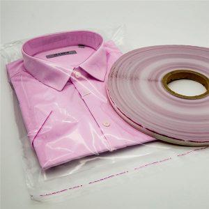 OPP мішок ущільнювальна стрічка для одягу сумки